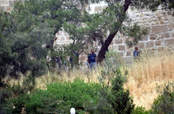 Kahramanmaraş'ta bir kişi tarihi kalede intihar etti - Sayfa 5