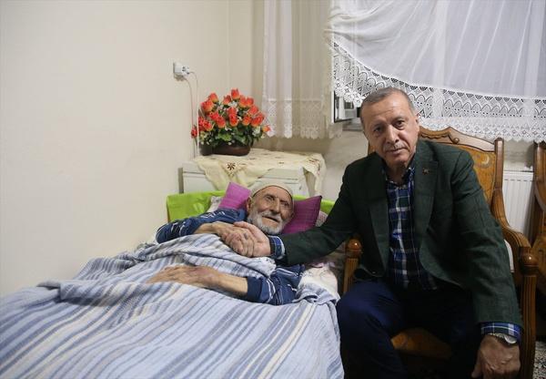 Cumhurbaşkanı Erdoğan bayram ziyareti yaptı gönülleri fethetti - Sayfa 11
