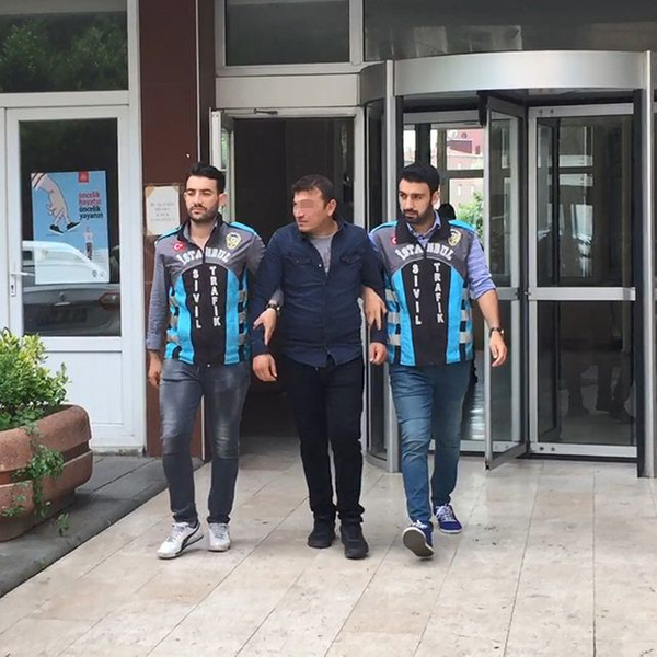 İstanbul'da drift yapan sürücüye 6 bin 12 lira ceza kesildi - Sayfa 9