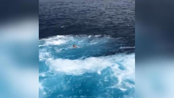 Feribot ile geminin çarpışacağını düşünen kadın suya atladı - Sayfa 5