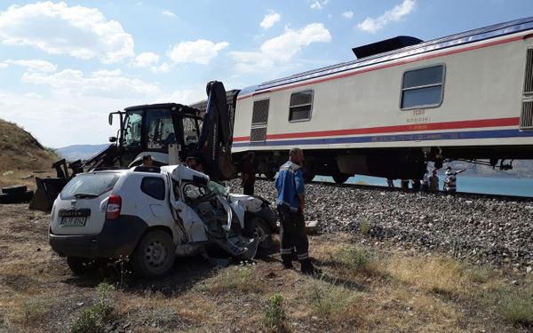 Elazığ'da tren kazası 1 ölü 2 yaralı - Sayfa 3