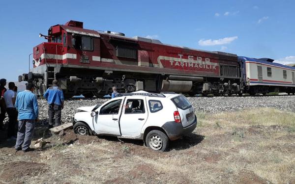 Elazığ'da tren kazası 1 ölü 2 yaralı - Sayfa 5