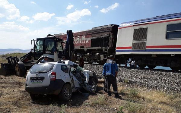Elazığ'da tren kazası 1 ölü 2 yaralı - Sayfa 6