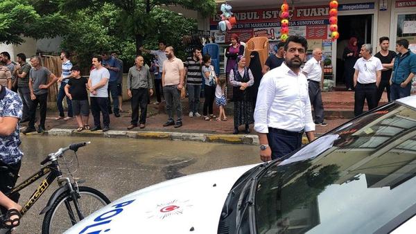 Darıca'da sağanak sele yol açtı 1 kişi öldü - Sayfa 4
