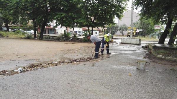 Darıca'da sağanak sele yol açtı 1 kişi öldü - Sayfa 6