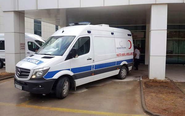 Kahramanmaraş'ta elektrik akımına kapılan işçi hayatını kaybetti - Sayfa 2