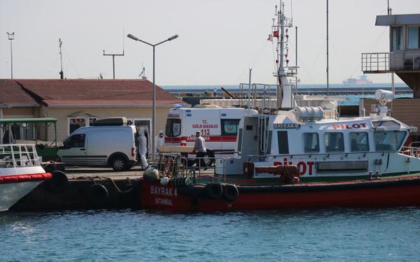 İstanbul Üsküdar'da 2 ay önce tekneden düşen şahsın cesedi bulundu - Sayfa 5