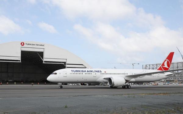 THY'nin ilk rüya uçağı Boeing 787-9 Dreamliner İstanbul'a iniş yaptı - Sayfa 2