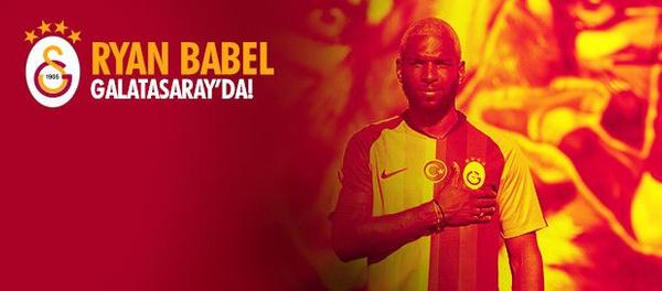Galatasaray Babel, Adem Büyük ve Ozornwafor'u resmen açıkladı - Sayfa 1