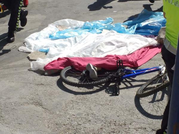 Ankara'da kamyon çarpan çocuk hayatını kaybetti - Sayfa 2
