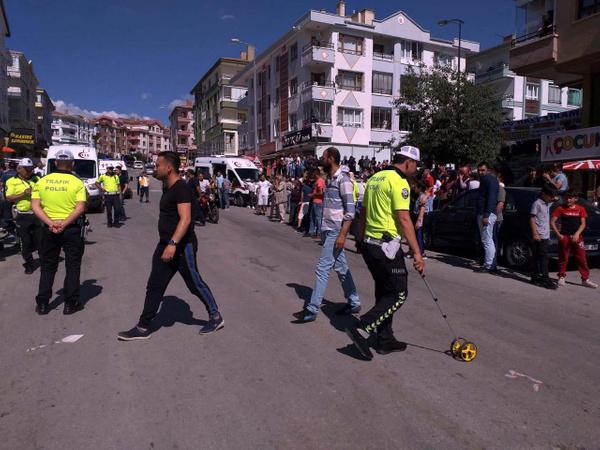 Ankara'da kamyon çarpan çocuk hayatını kaybetti - Sayfa 3