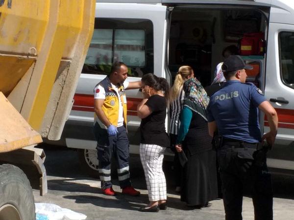 Ankara'da kamyon çarpan çocuk hayatını kaybetti - Sayfa 5