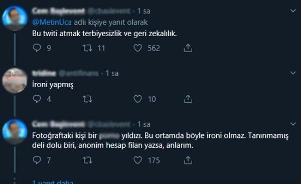 Metin Uca İspark yöneticisi Kübra Nur diye porno yıldızını paylaşınca olanlar oldu - Sayfa 12
