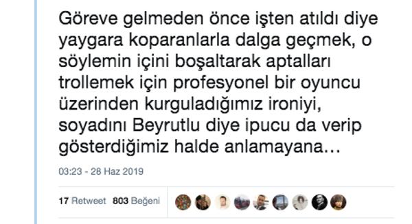 Metin Uca İspark yöneticisi Kübra Nur diye porno yıldızını paylaşınca olanlar oldu - Sayfa 7