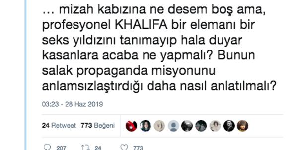 Metin Uca İspark yöneticisi Kübra Nur diye porno yıldızını paylaşınca olanlar oldu - Sayfa 8