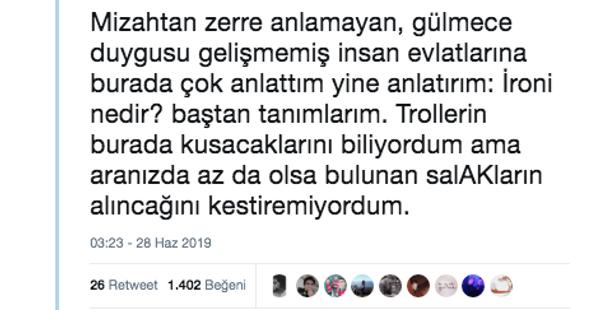 Metin Uca İspark yöneticisi Kübra Nur diye porno yıldızını paylaşınca olanlar oldu - Sayfa 6