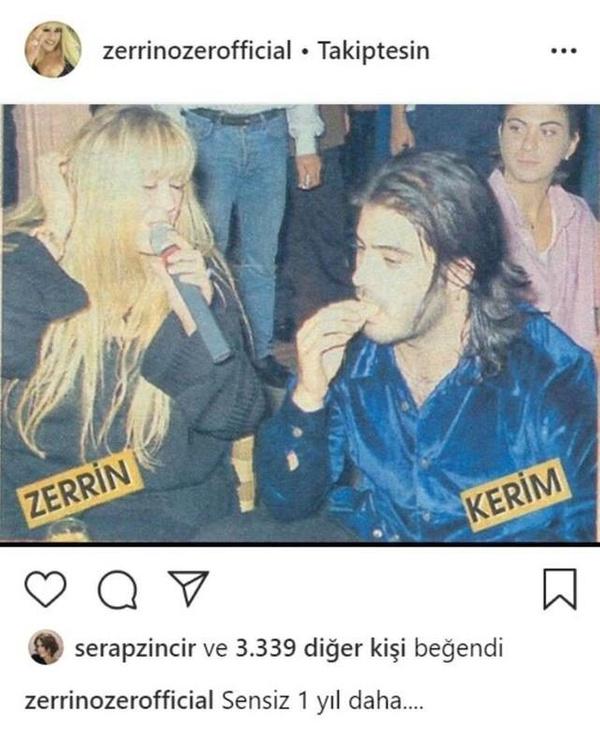 Zerrin Özer'den duygusal paylaşım Ölümün üstünden 21 yıl geçti ama... - Sayfa 2