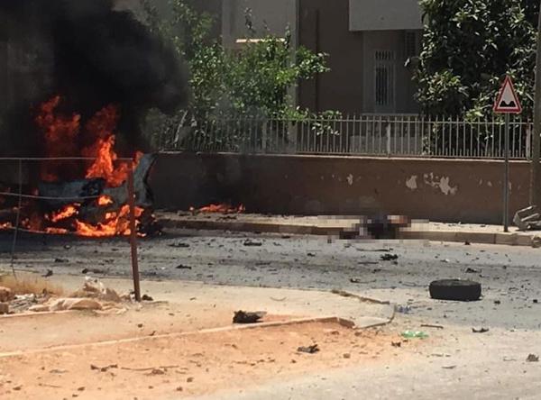 Hatay Reyhanlı'da hain bombalı saldırı! Patlamadan ilk görüntüler; - Sayfa 4