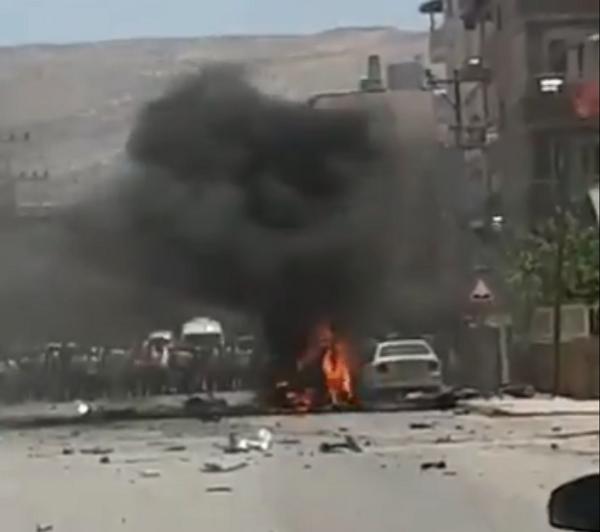 Hatay Reyhanlı'da hain bombalı saldırı! Patlamadan ilk görüntüler; - Sayfa 6