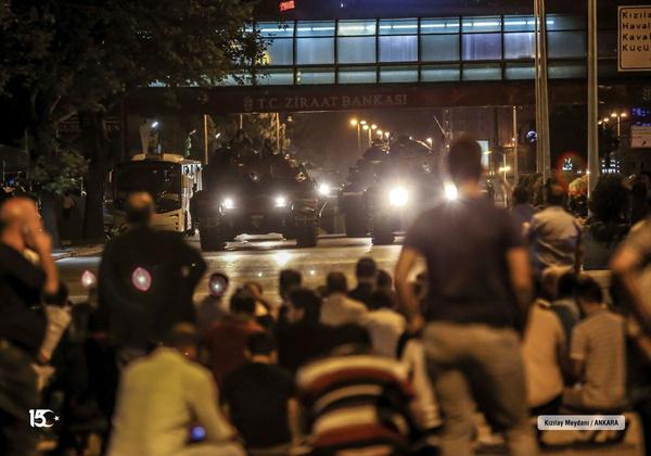 15 Temmuz gecesi Erdoğan´ın havalimanında alnından öptüğü Ahmet Onay konuştu - Sayfa 5