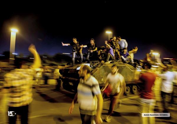 15 Temmuz gecesi Erdoğan´ın havalimanında alnından öptüğü Ahmet Onay konuştu - Sayfa 7