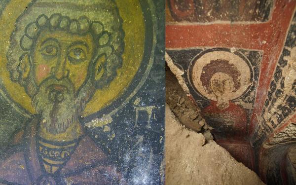 Nevşehir'de ortaya çıktı! 800 yıl sonra yeraltında bulunanlar şaşırttı - Sayfa 7