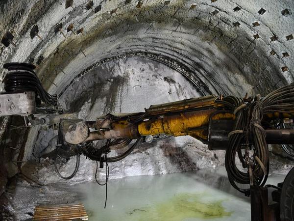 Denizli Honaz Tüneli'nde sona doğru - Sayfa 2