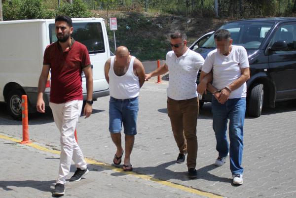 Antalya'da kataloglu fuhuş çetesi operasyonu - Sayfa 6