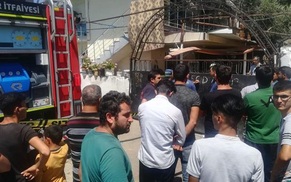 İzmir'deki korkunç yangından acı haber geldi - Sayfa 3