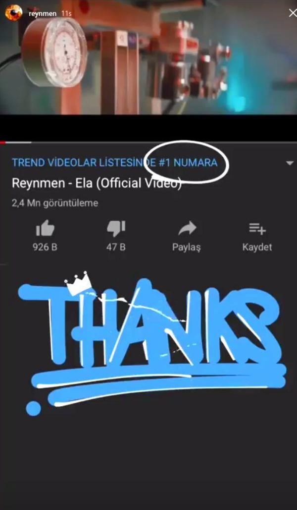 Reynmen Ela ile Türkiye rekoru kırdı! Twitter'da en çok konuşulan isim - Sayfa 2