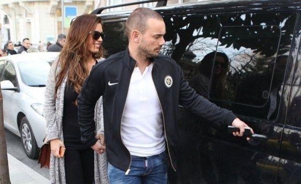 İhanetin ardından Sneijder'den Türk basınına olay sözler - Sayfa 6