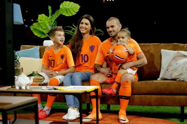 İhanetin ardından Sneijder'den Türk basınına olay sözler - Sayfa 7