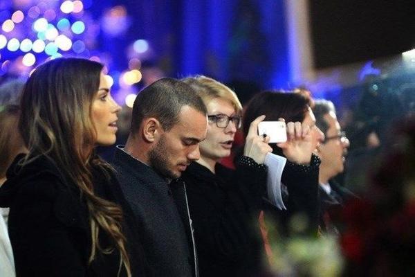 İhanetin ardından Sneijder'den Türk basınına olay sözler - Sayfa 3