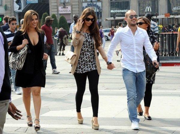 İhanetin ardından Sneijder'den Türk basınına olay sözler - Sayfa 8