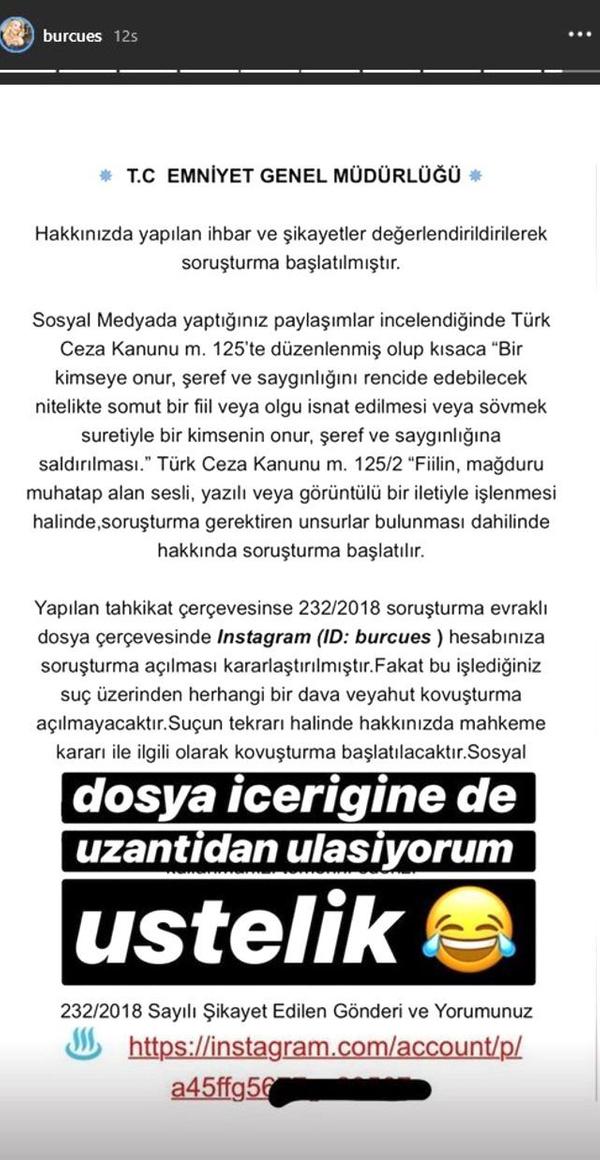 Burcu Esmersoy sosyal medyadan mesajları ifşa etti! Takipçilerini de uyardı - Sayfa 3