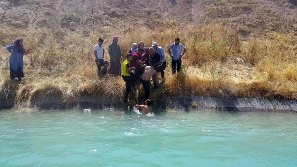 Adıyaman'da sulama kanalına giren çocuk öldü - Sayfa 3