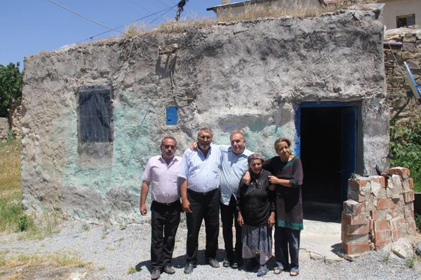 Nevşehir'de bu evi herkes satın almak istiyor! Sebebi ise evin ortasındaki taş - Sayfa 5