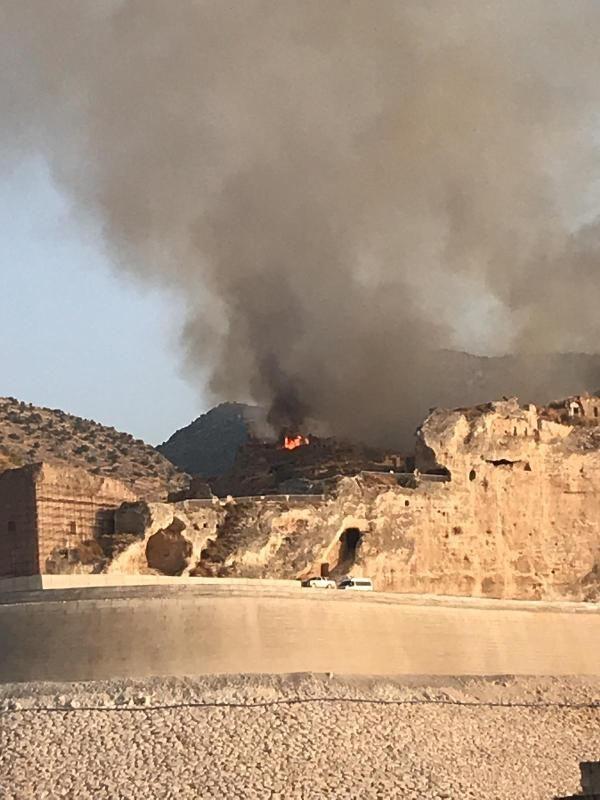 Hasankeyf'te yangın çıktı yürekler ağza geldi Twitter'da bakın ne dediler - Sayfa 2