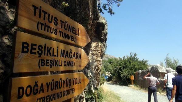Dünyanın elle yapılan en büyük tüneli! Bin esire yaptırılmış - Sayfa 6