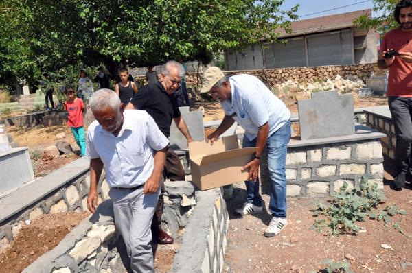 42 yıl sonra vasiyeti gerçekleşti! İzmir'den Mardin'e nakledildi - Sayfa 7