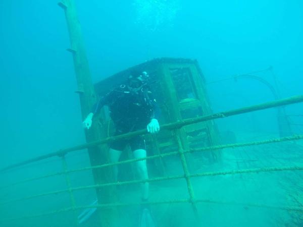Van Gölü'nün altında keşfedildi! 100 yıllık ama ilk günkü gibi sapasağlam duruyor - Sayfa 1