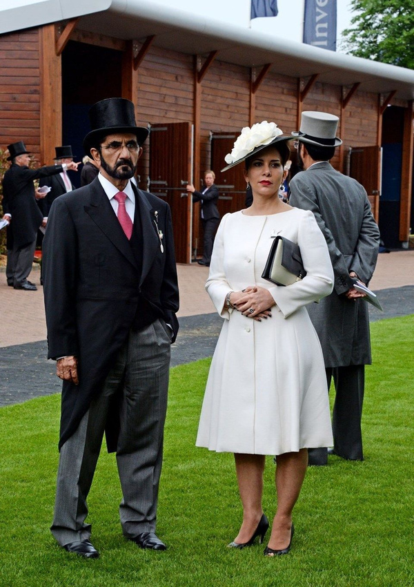 Yasak aşkın ardından kaçmıştı! Dubai Şeyhi Al Maktum ile Prenses Haya boşandı - Sayfa 2