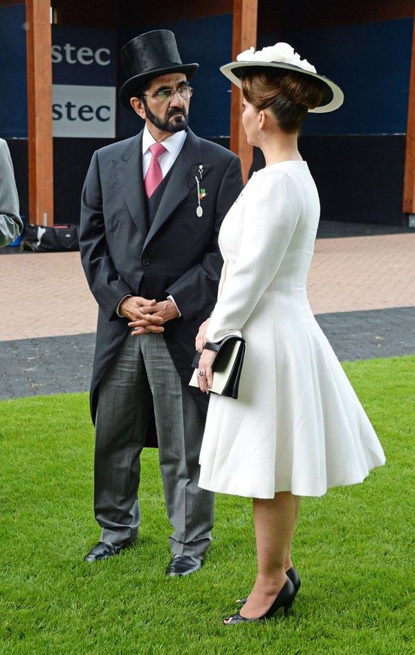 Yasak aşkın ardından kaçmıştı! Dubai Şeyhi Al Maktum ile Prenses Haya boşandı - Sayfa 4