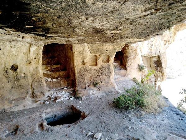 Adıyaman'da 1800 yıllık mağaraların gizemi çözülüyor! İçerisine ilk kez girildi - Sayfa 2