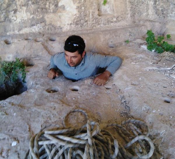 Adıyaman'da 1800 yıllık mağaraların gizemi çözülüyor! İçerisine ilk kez girildi - Sayfa 6