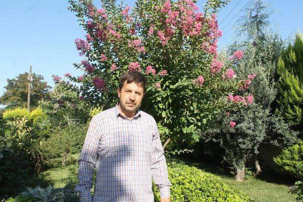 Balıkesir'de sıradışı imam! Camiyi botanik bahçeye çevirdi takdir topladı - Sayfa 1