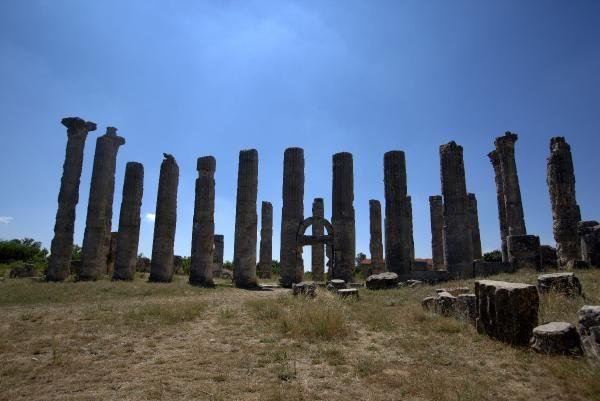 Diocaesarea Antik Kenti'nin dini merkezi Zeus'a adanan tapınak gün yüzüne çıkarılıyor! - Sayfa 10