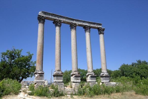 Diocaesarea Antik Kenti'nin dini merkezi Zeus'a adanan tapınak gün yüzüne çıkarılıyor! - Sayfa 2