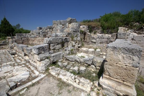 Diocaesarea Antik Kenti'nin dini merkezi Zeus'a adanan tapınak gün yüzüne çıkarılıyor! - Sayfa 6