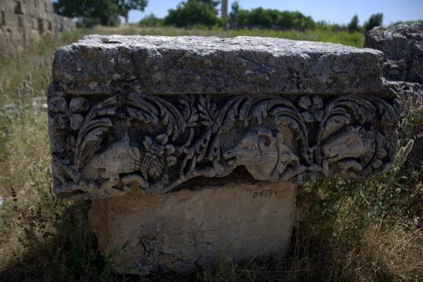 Diocaesarea Antik Kenti'nin dini merkezi Zeus'a adanan tapınak gün yüzüne çıkarılıyor! - Sayfa 8